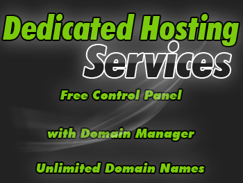 Modestly priced dedicated server plan